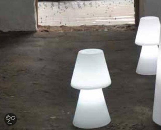 Bol newgarden lola buitenverlichting staande lamp wit