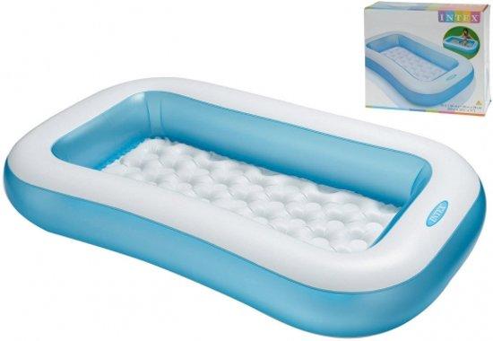 Intex Kinder zwembad met opblaasbodem