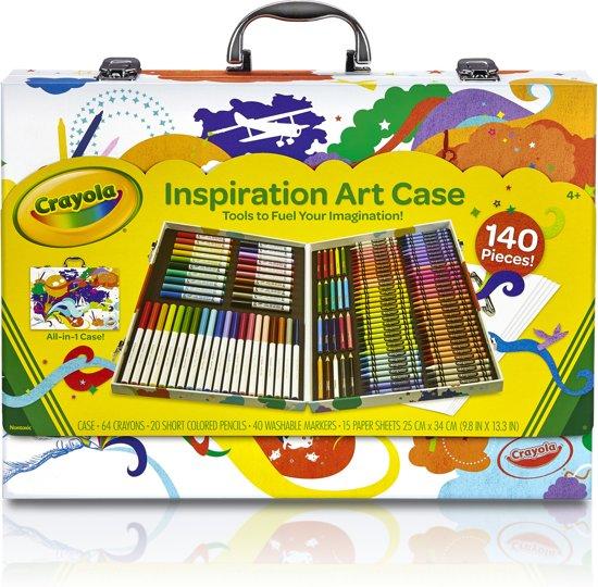 Kleurkoffer inspiratie (140st)