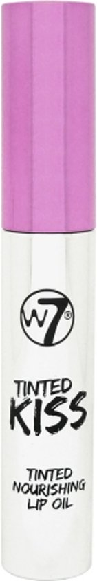 W7 Tinted Kiss Tinted Nourishing Lip Oil In The Pink