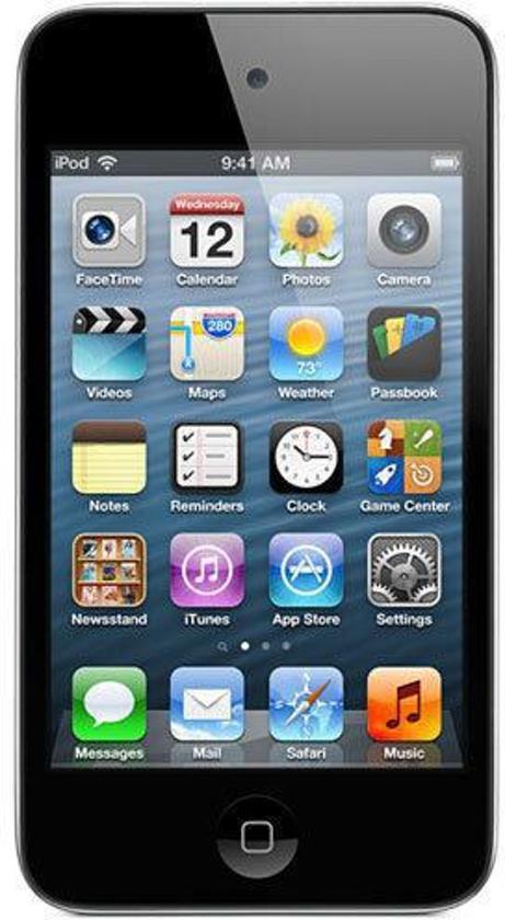 Apple iPod Touch - 16 GB - Zwart