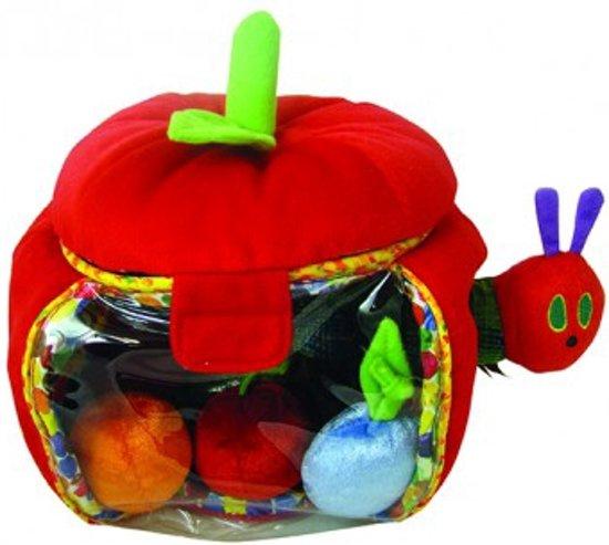 Rupsje nooitgenoeg appel speelset kids for Nep fruit waar te koop