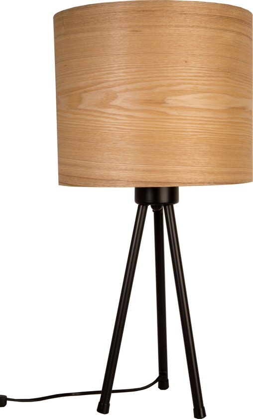 Dutchbone Woodland Tafellamp - Bruin