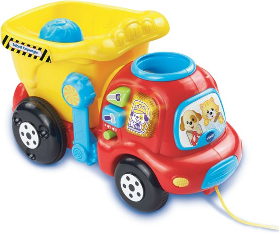 VTech Baby Kiepwagen - Activity-center