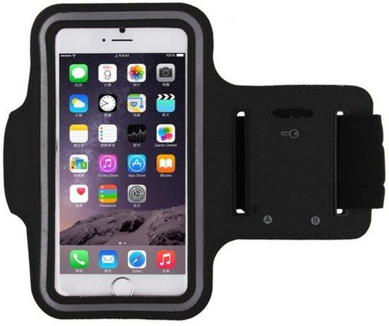 Hardloop Sportarmband voor iPhone 6 Plus geschikt voor koptelefoon - Goede telefoonbediening