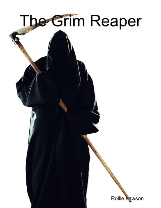 Bolcom The Grim Reaper Ebook Rollie Lawson 9781365051791