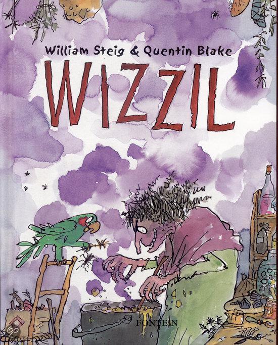 Wizzil - William Steig  