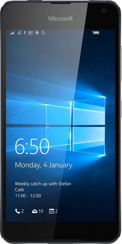 Microsoft Lumia 650 - 16GB - zwart