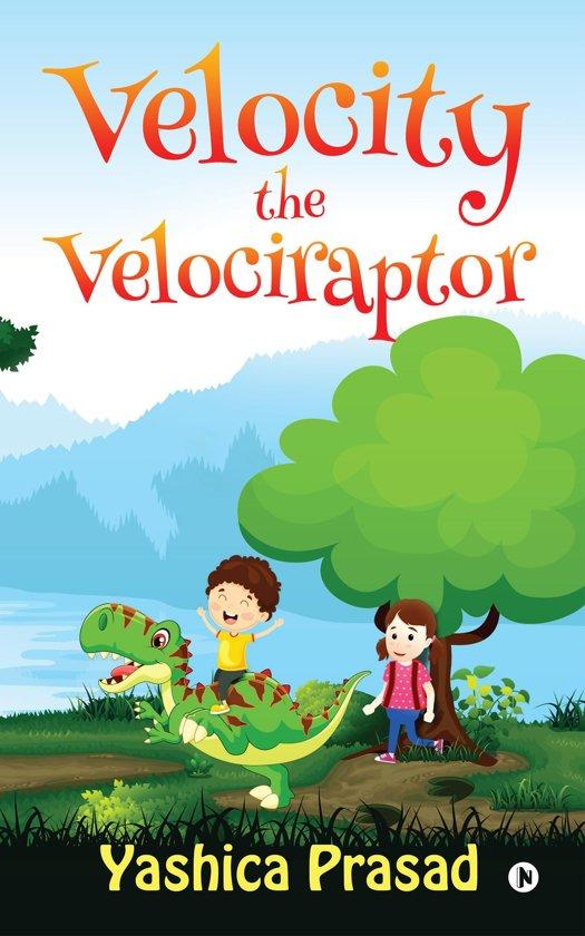 Velocity the Velociraptor