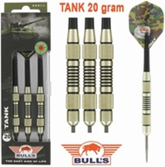 Bull's Tank 20 Twin Knurl