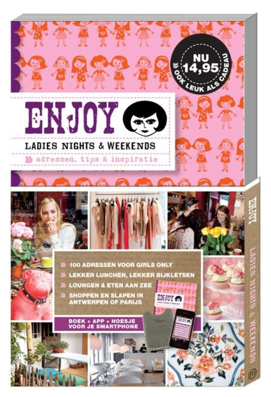 Giftset Enjoy ladies nights weekends