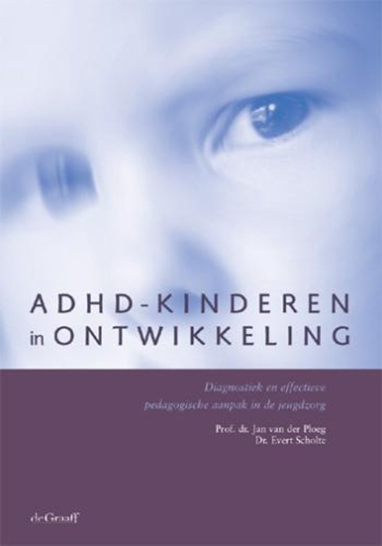 ADHD kinderen in ontwikkeling