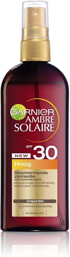 Garnier Ambre Solaire Zonneolie SPF 30 - 150 ml - Zonneolie