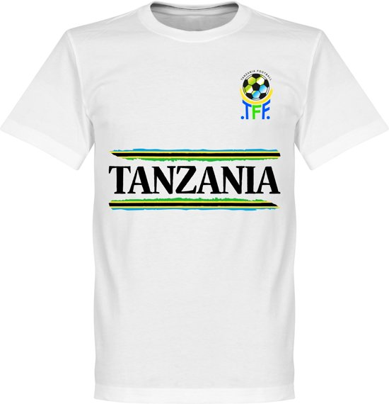 Tanzania Team T-Shirt - XXL