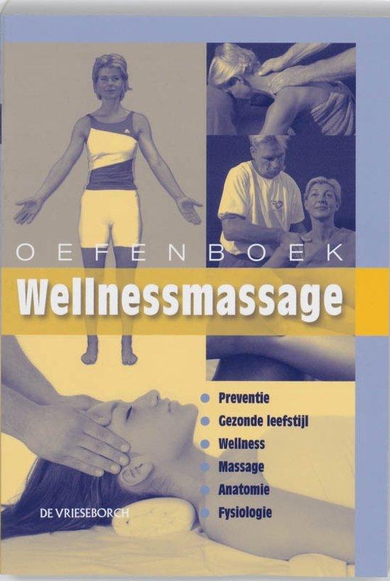 Oefenboek Wellnessmassage