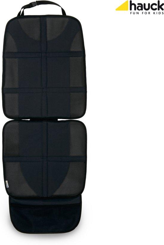 Hauck Sit on Me Deluxe - Autostoelbeschermer - Zwart