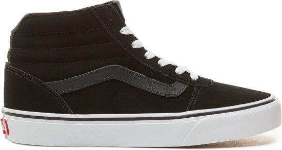 da5fd5f975ea10 Vans - Ward Hi - Skate hoog - Dames - Maat 41 - Zwart Zwarte