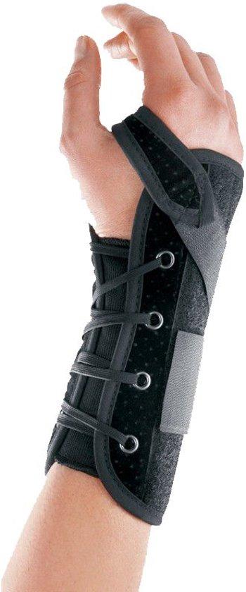 Medspec Wrist lacer Polsbrace - Zwart, Beige