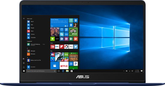 Asus ZenBook UX430UA-GV509T - Laptop - 14 Inch