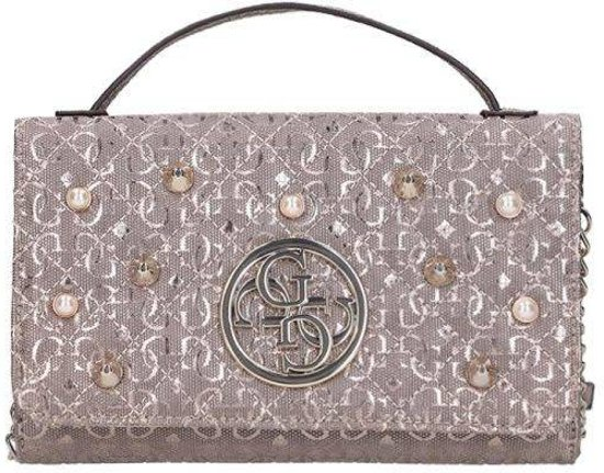 Guess tas Gioia wallet on a string - HWMG6989790PEW f7cc26a776
