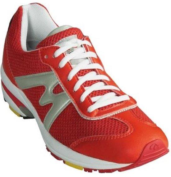 Chaussures De Course Karhu M2 Unisexe Rouge / Blanc Taille 46 iFQNMDXt