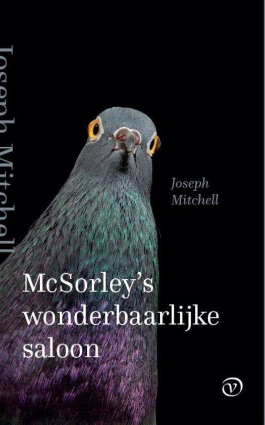 McSorley's wonderbaarlijke saloon