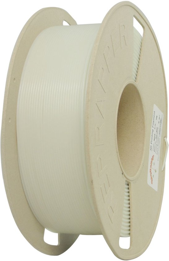 1.75mm PLA filament naturel