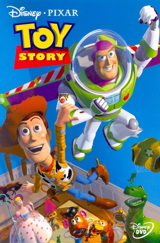 DVD cover van Toy Story 1 (Special Edition)