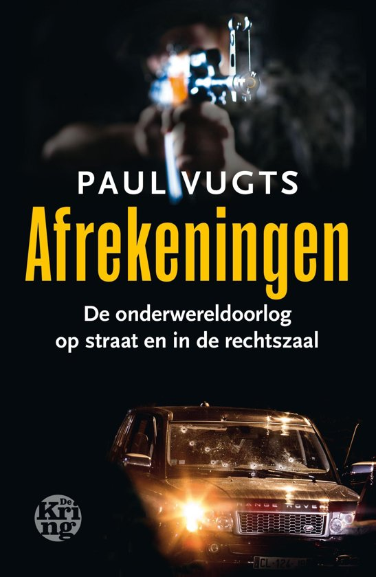 Boek cover Afrekeningen van Paul Vugts (Onbekend)