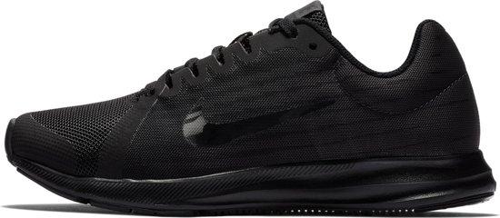 Nike Downshifter 8 (Gs) Sportschoenen Unisex - Black - Maat 36