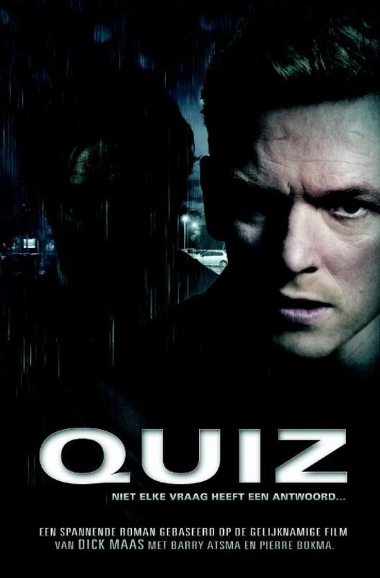 Boek cover Quiz / Filmeditie van Bryan Singer (Paperback)
