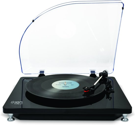 Welp bol.com | Ion Audio Pure LP - Platenspeler met usb - Zwart FI-36