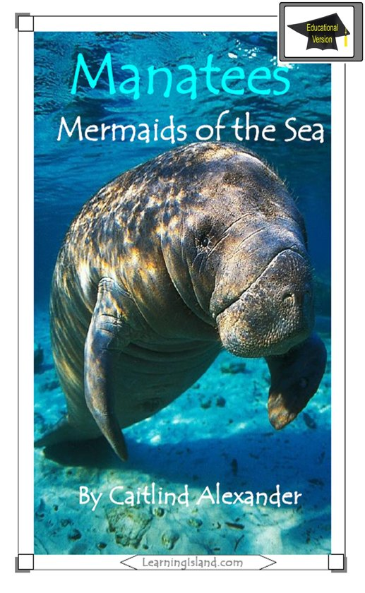 Manatees: Mermaids of the Sea: Educational Version
