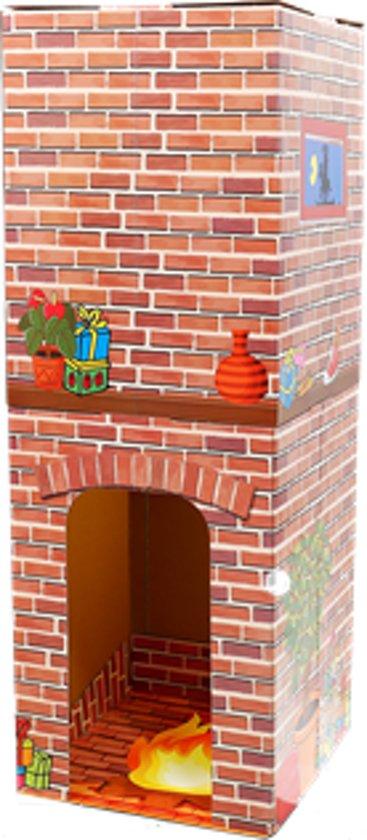 Sinterklaas Schoorsteen van Karton