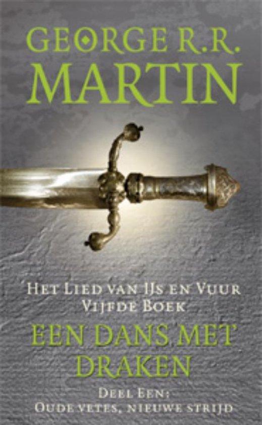 George-R-R--Martin-Game-of-Thrones---Een-Dans-met-Draken-1-Oude-Vetes--Nieuwe-Strijd