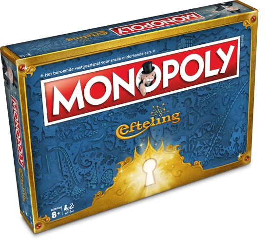 Efteling Actie Emte.Monopoly Efteling