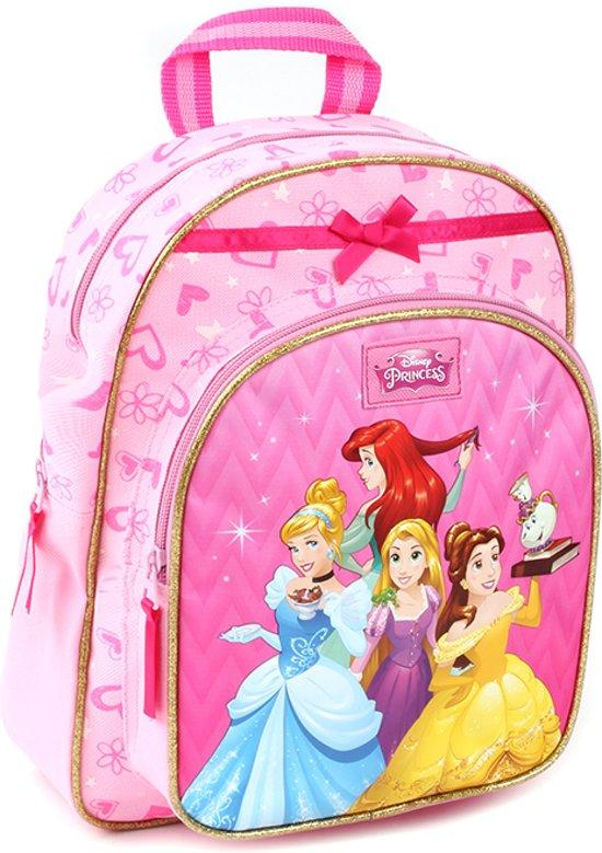 2adde5cd40b Disney Princess Royal Sweetness Kinderrugzak 31 cm Unisex - Roze - Met  groot voorvak