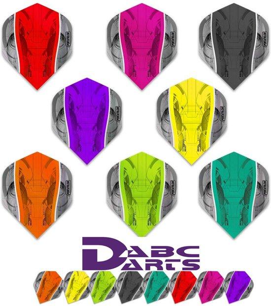 ABC Darts Flights - Pentathlon Mix Science - 10 sets (30 st.) Dart Flights