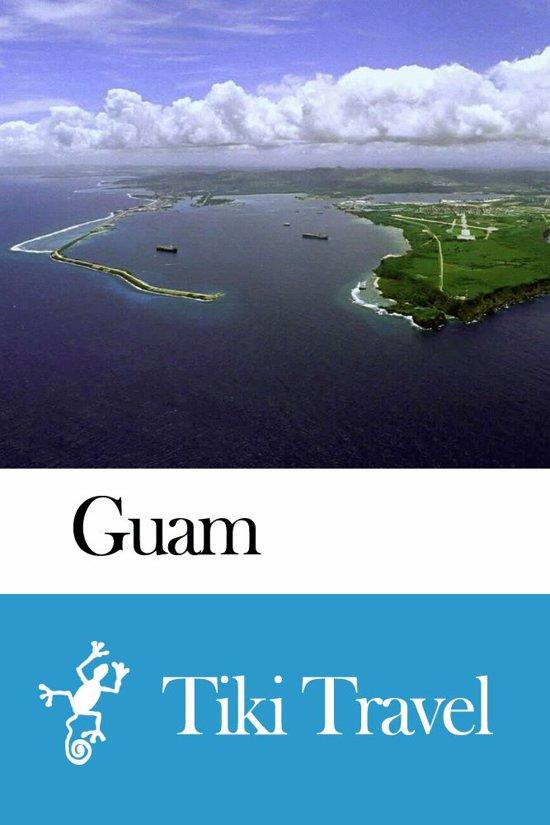 Tiki travel reisgids Guam