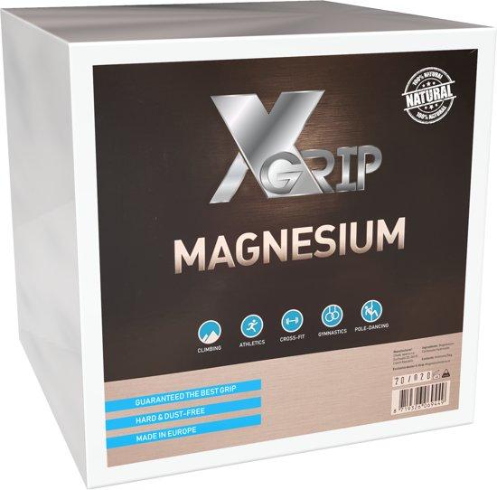 X-Grip Magnesium Clubbox  (8 Doosjes, 128 blokjes)  turnen,klimmen,fitness