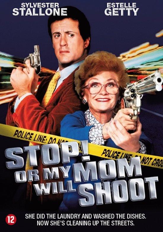 Cover van de film 'Stop Or My Mom Will Shoot'