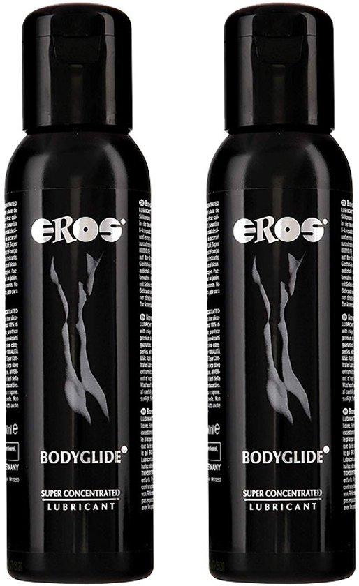 Eros Classic Bodyglide 250 ml - 2 flessen