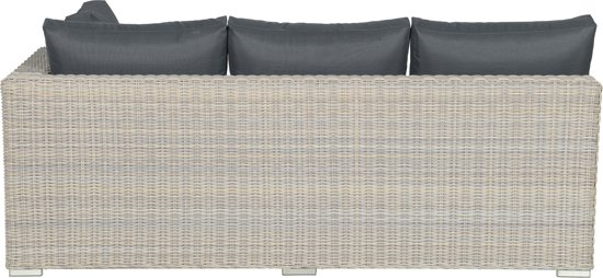Garden Impressions Tennessee loungebank links L212 cm vintage willow