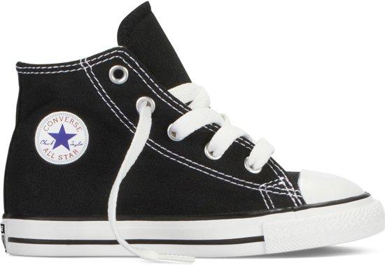 c8734093c6a Converse Chuck Taylor All Star Hi Sneakers - Maat 24 - Unisex - zwart/wit
