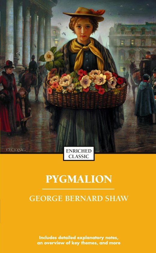 middle class morality pygmalion based pygmalion bernard shaw