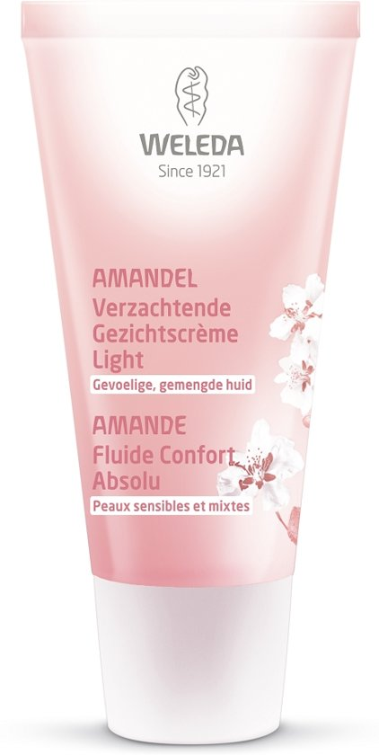 Weleda amandel light