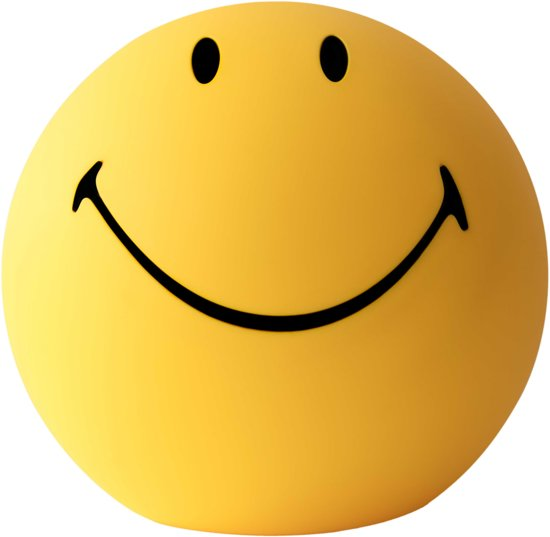 Smiley XL, the happiest lamp ever!