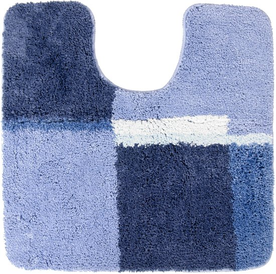 Wc Mat Lichtblauw.Differnz Cubes Wc Mat 60x60 Blauw