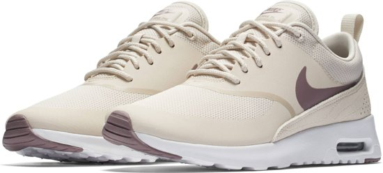 new product 23e6e 86254 Nike Air Max Thea Sneakers Dames - Light Beige - Maat 36.5
