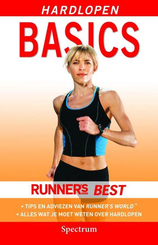 Cover van het boek 'Hardlopen Basics'